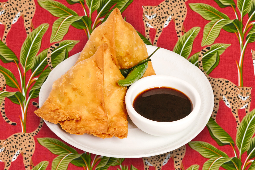 Uncle desi Food and sons samosa