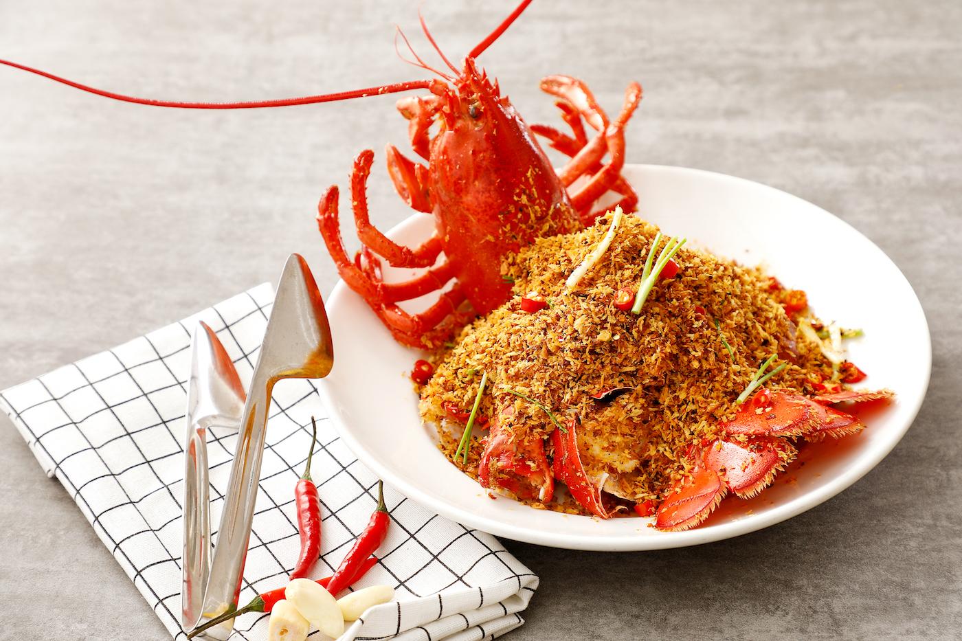 red lobster hong kong