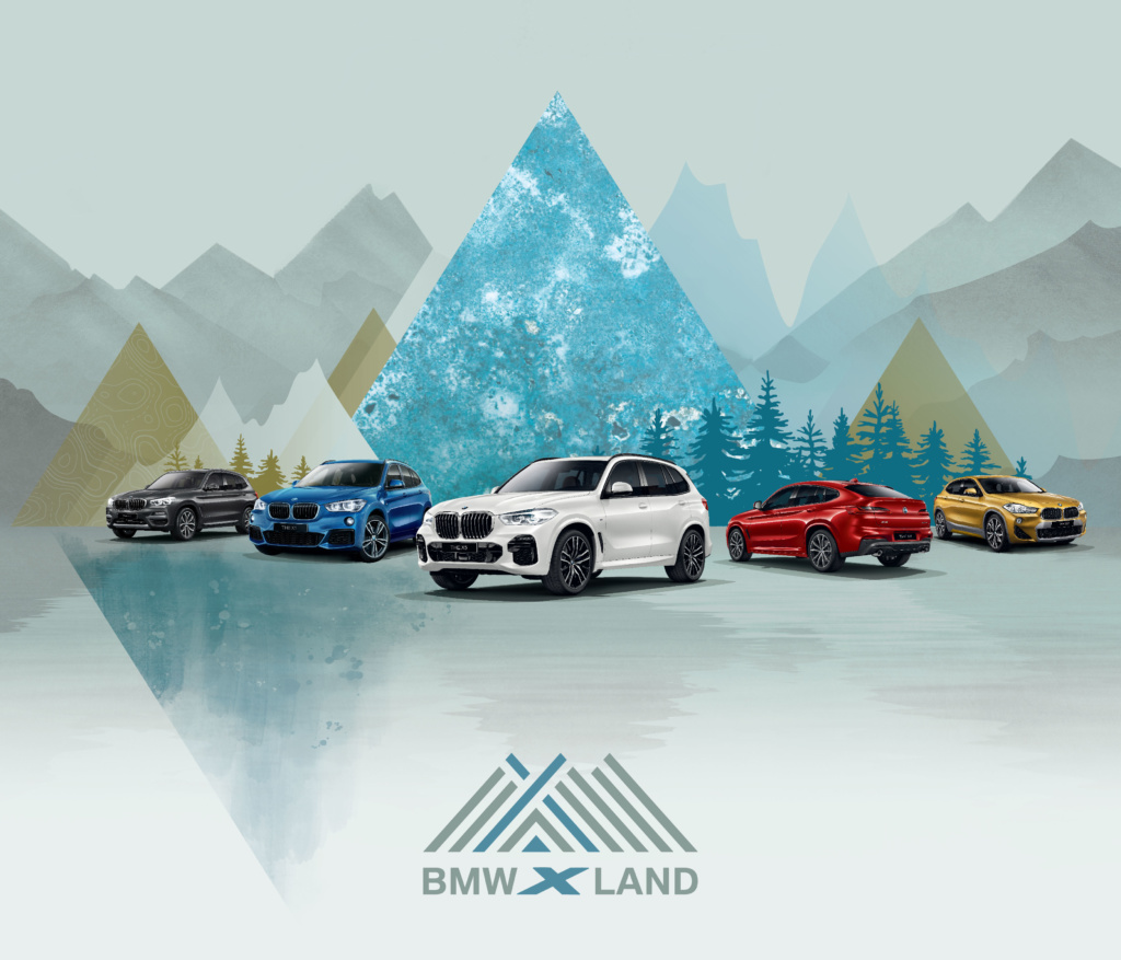 "The first of BMW and the largest car glamping in town, ""BMW X Land Glamping Experience"" take place on 7 & 8 Dec, 2019"