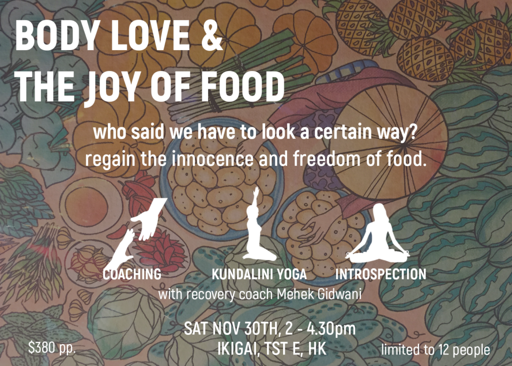 Body Love & the Joy of Food