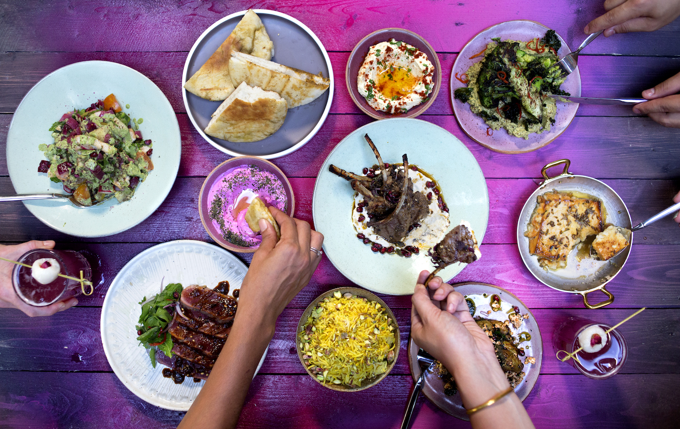 Why Bedu in Central is a great choice for vegetarians and meat-eaters alike