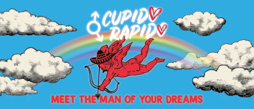 Cupido Rapido: Speed Gay-ting