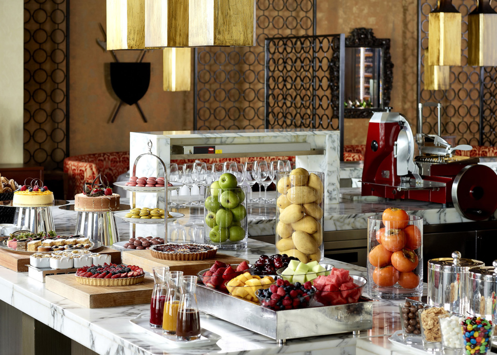 Hyatt TST Hugo's Christmas Day and New Year's Day Semi Buffet Brunch