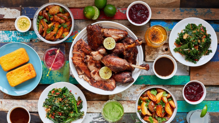 Thanksgiving & Christmas at Limewood, The Pulse