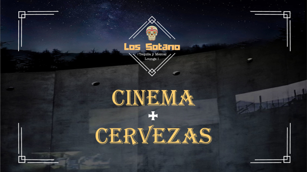 Cinema & Cervezas Thursdays at Los Sotano