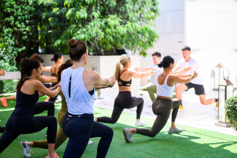 Mydetox at The Upper House – manual therapy and movement programming