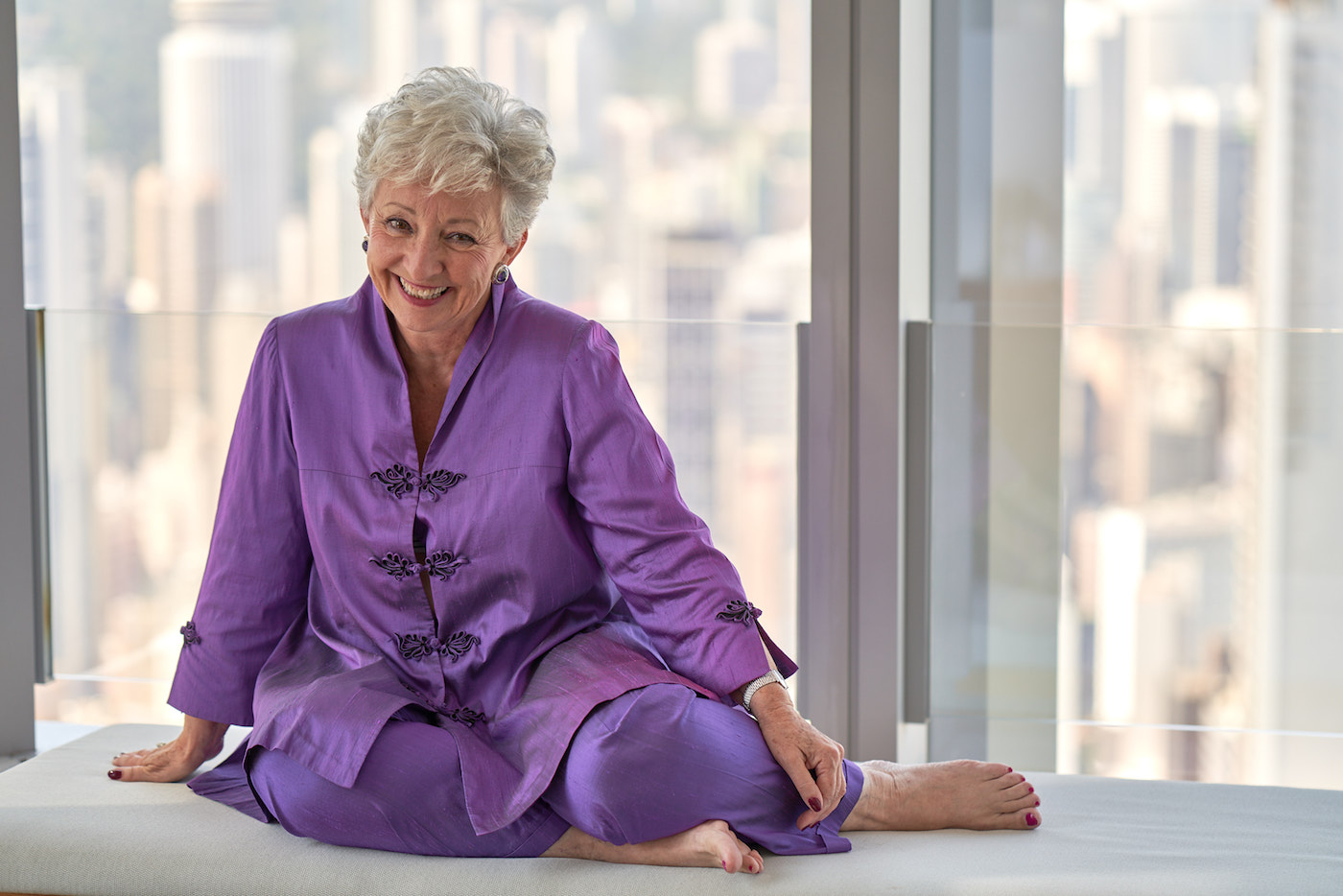 Brenda Scofield talks about ageing in Hong Kong and the magic power of human connection