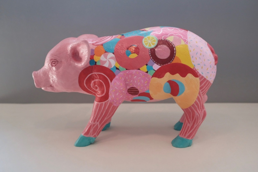 Phillips supports The Sovereign Art Foundation's Year of the Pig Exhibition