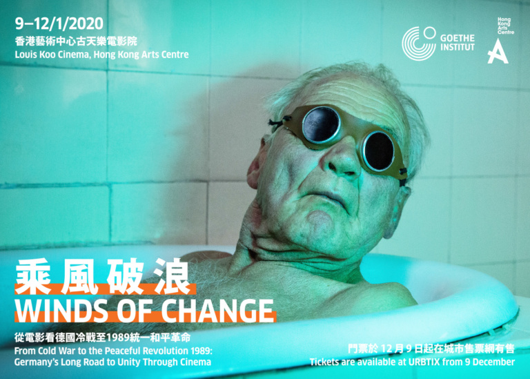 Winds of Change – From Cold War to the Peaceful Revolution 1989: Germany's Long Road to Unity Through Cinema
