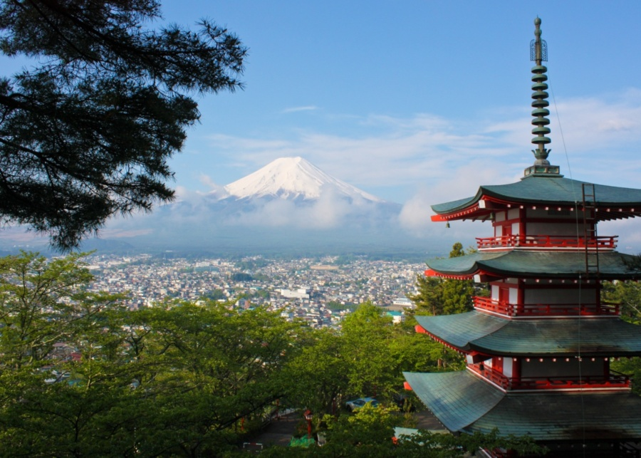 When is the best time to travel to Japan? We've found what to enjoy in every season