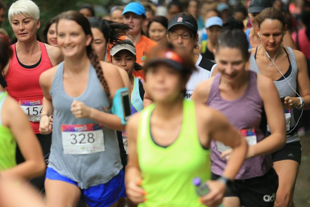 Women's Five Run (5K, 10K)