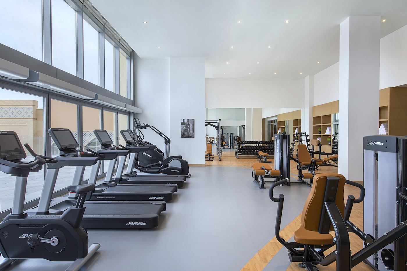 Avani Ibn Battuta Dubai gym