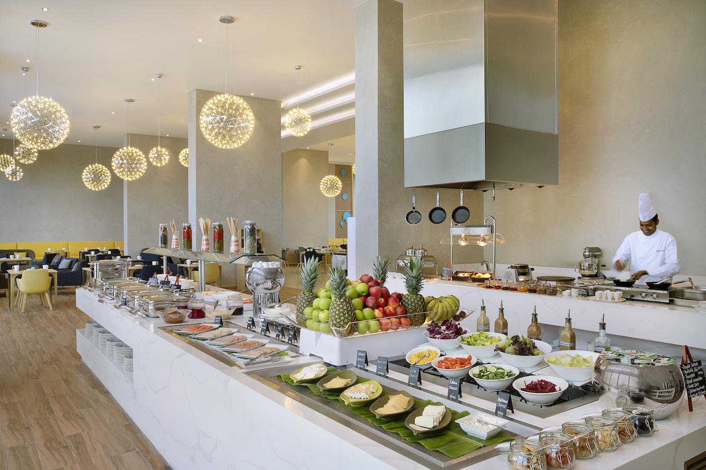 Avani Ibn Battuta Dubai restaurant