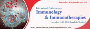 International Conference on Immunology & Immunotherapies