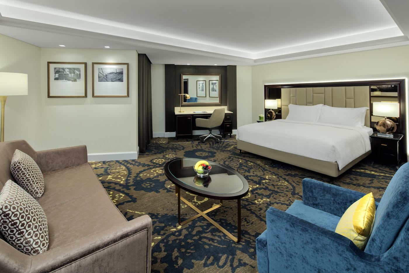 Radisson Blu Hotel Dubai Deira Creek room