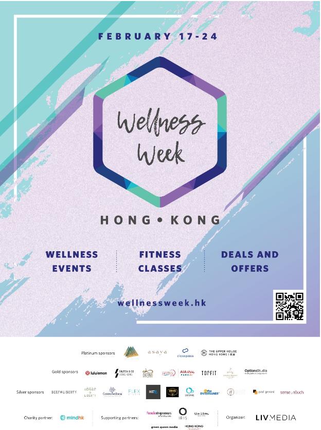 Wellness Week Hong Kong 2020