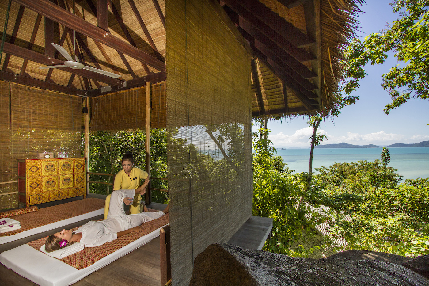 Kamalaya Thailand wellness retreat