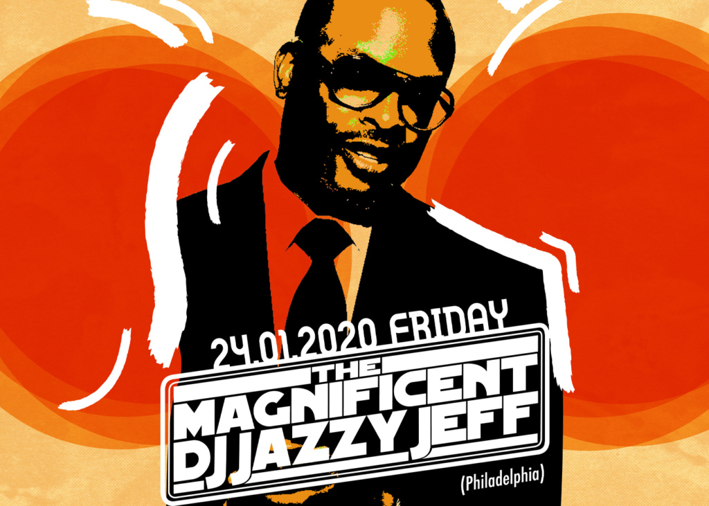 Cassio presents The Magnificent DJ Jazzy Jeff