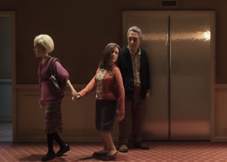 Free Valentine's Day movie screening of  'Anomalisa' at Para Site