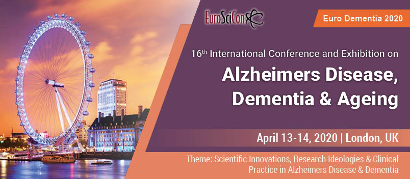 16th International Conference and Exhibition on Alzheimer Disease, Dementia & Ageing