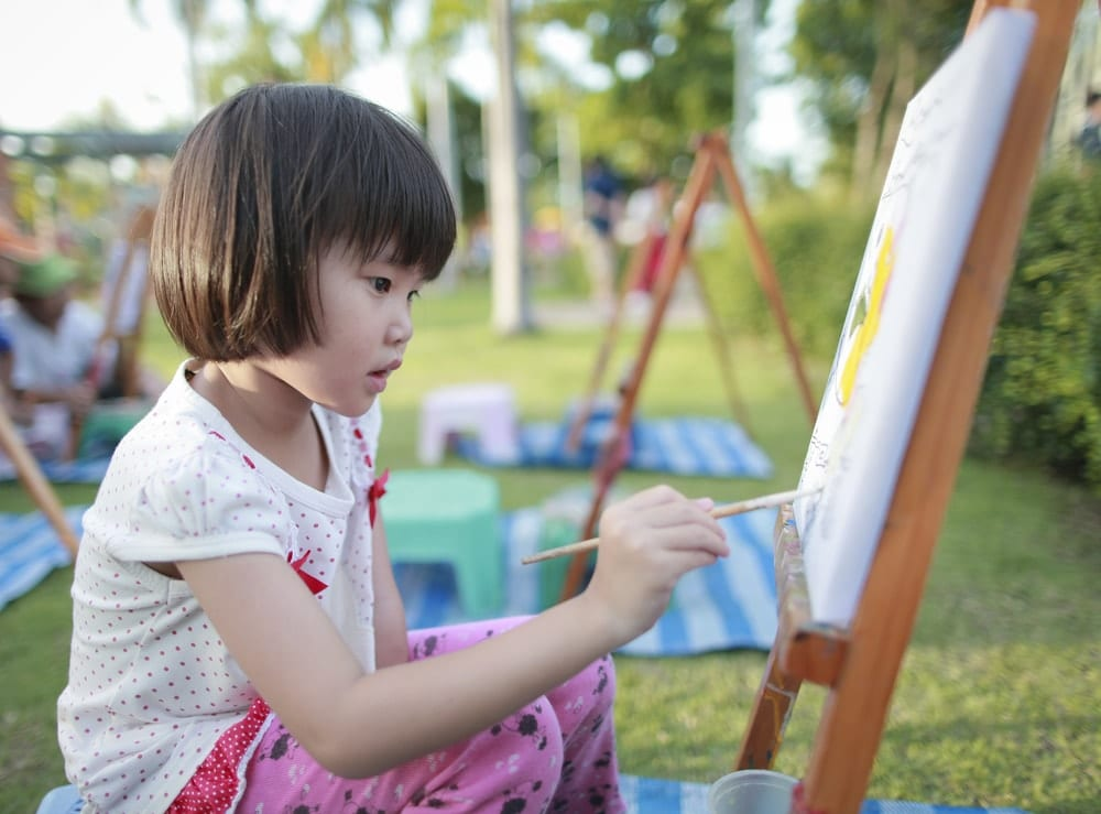 K11 MUSEA Family-Friendly Outdoor Green Journey and Art Jamming