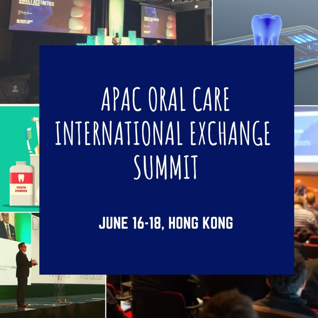 APAC Oral Care International Exchange Summit
