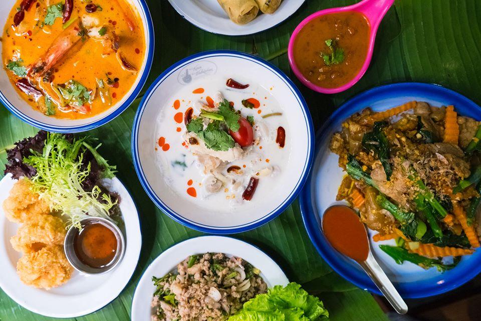 Thai food Krua Walaiphan