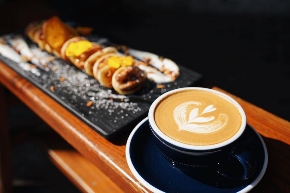 Knockbox Central | New cafés in Hong Kong March 2020
