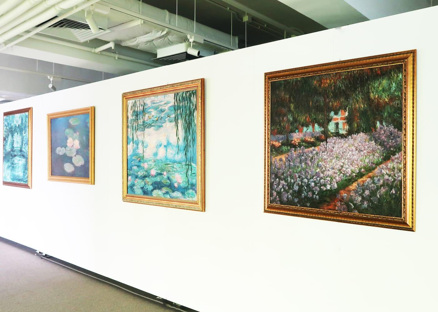Metropolis Museum Presents- Monet, Perception of Light and Colour