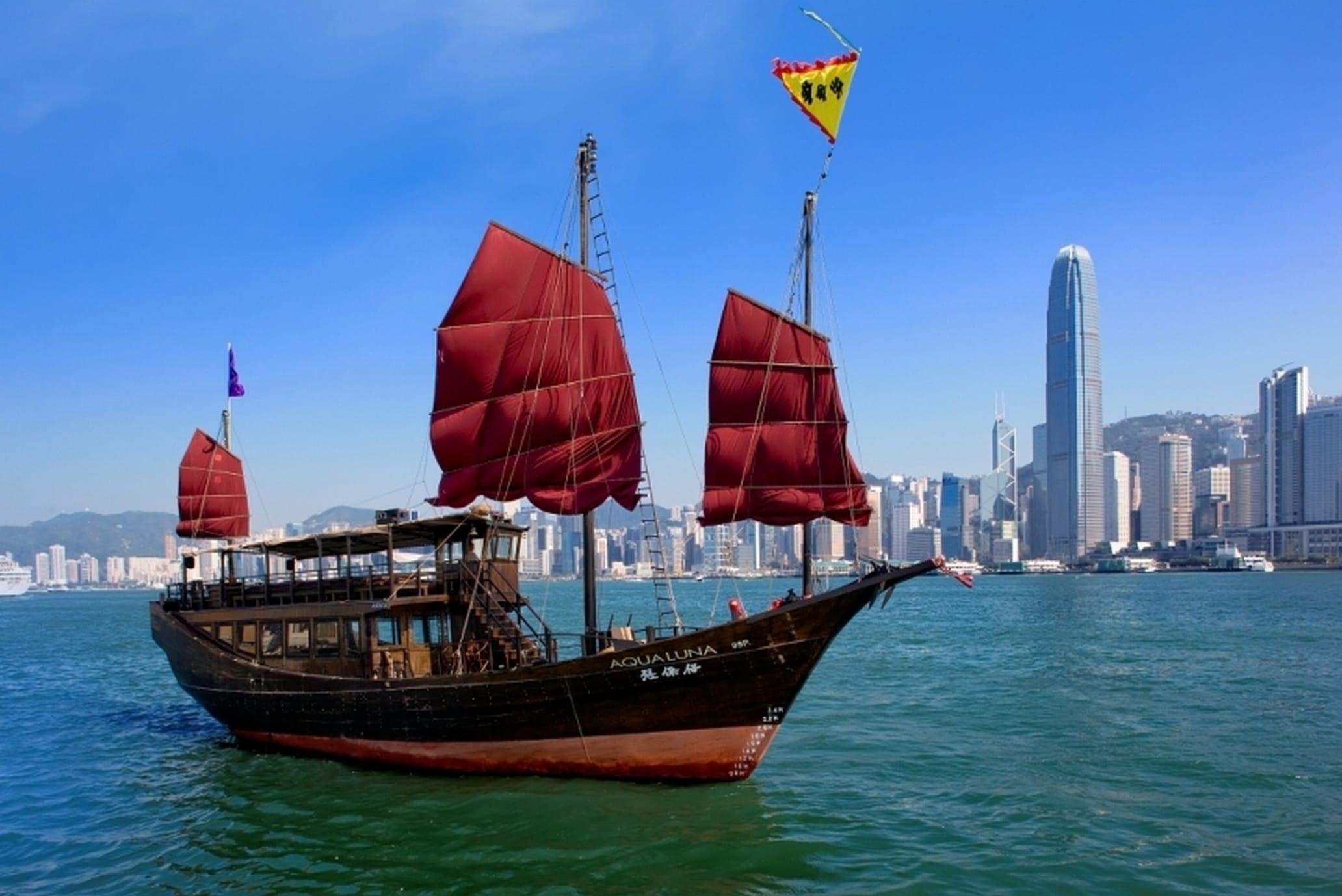 Free sailings on aqualuna
