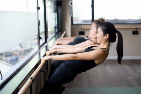 Barre 2 Barre: Livestream barre classes