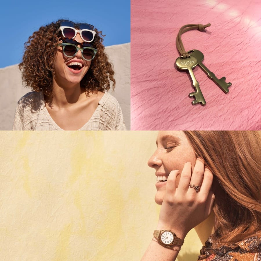 Fossil Introduces the Perfect Presents for Mother's Day