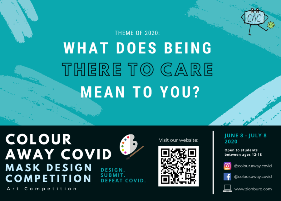 Colour Away Covid Art Competition