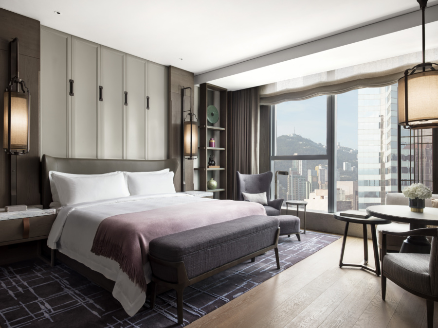 The St. Regis Hong Kong – Staycation Package