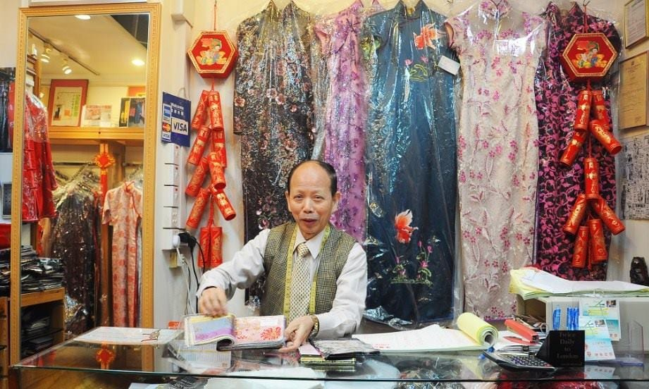 Linva Tailor Hong Kong
