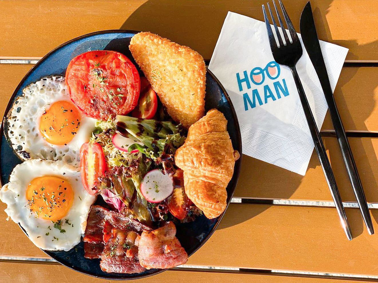 Hooman by the sea cafe hong kong