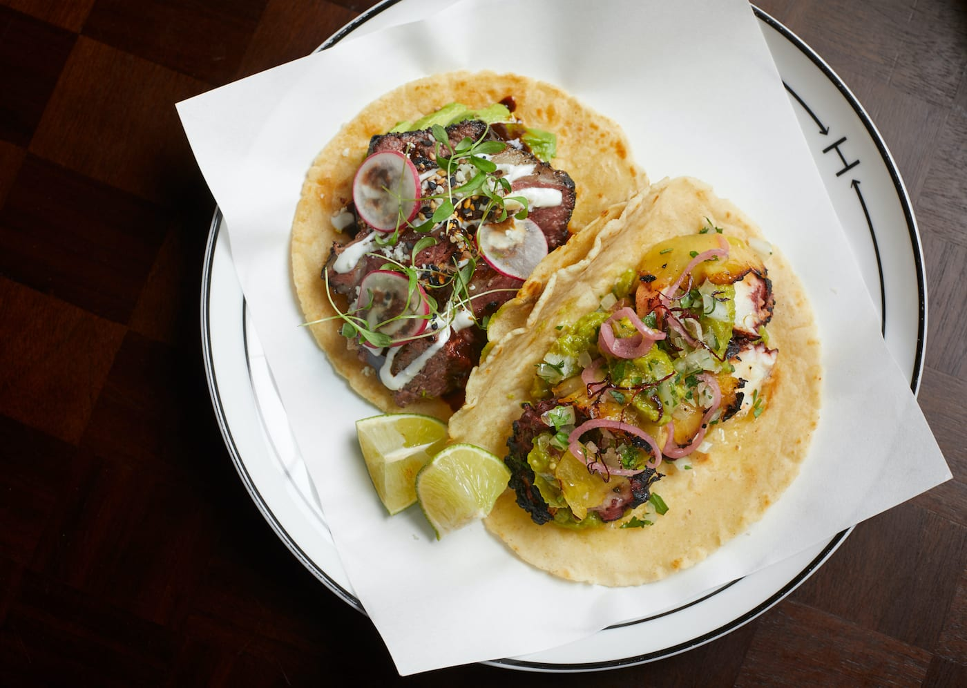 tacos Henry