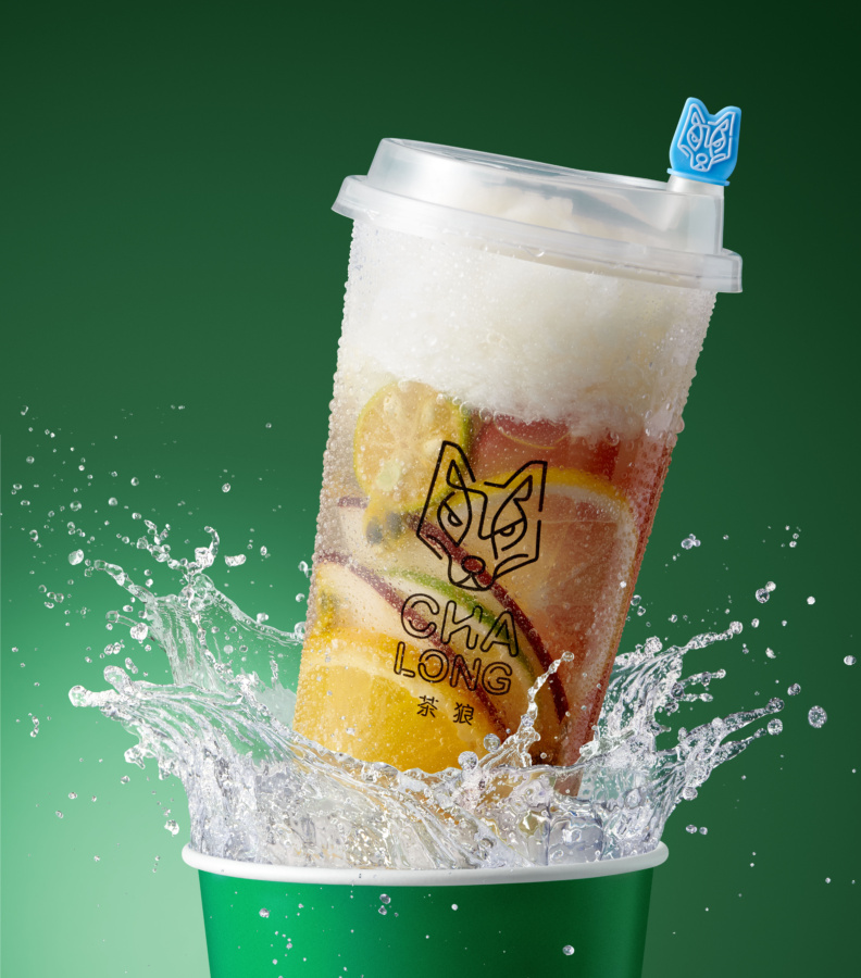 Fizzy fresh fruit summer chas by Cha Long and Pepsi®