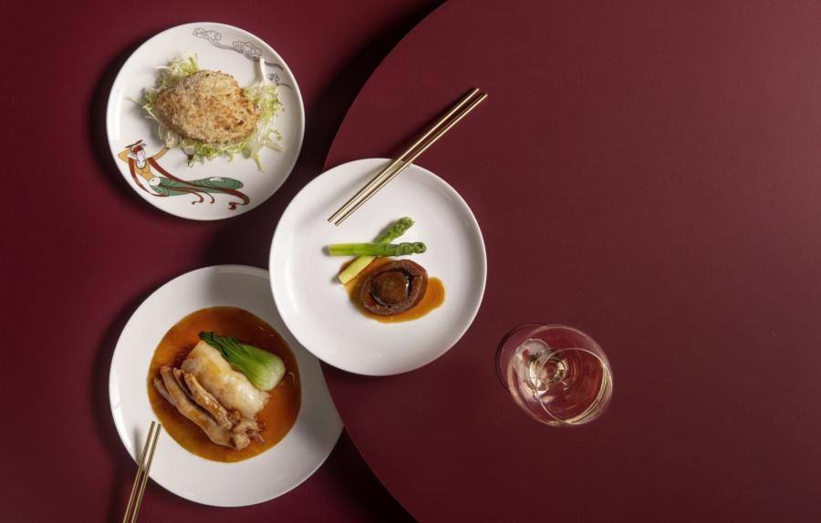Premium Dried Seafood Extravagance at Renaissance