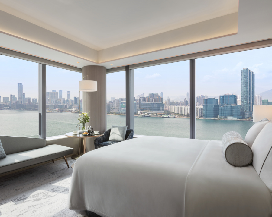 Hyatt Centric Victoria Harbour Hong Kong / A New Centric Staycation / Hotel