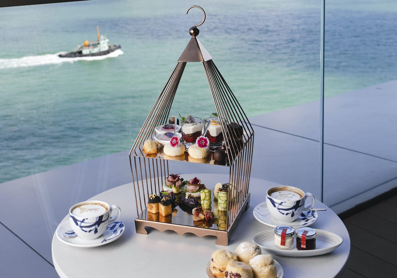 Artisanal afternoon-tea set K11 Artus