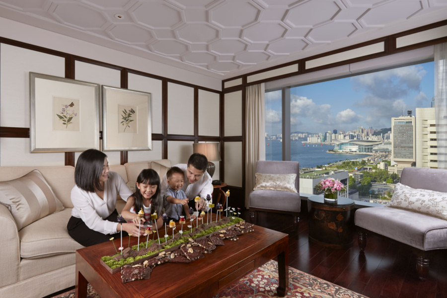 One-of-a-kind staycation at Mandarin Oriental, Hong Kong