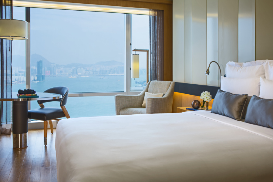 Surprise Your Dad with Father's Day Gourmet Staycation at Renaissance Harbour View Hotel Hong Kong