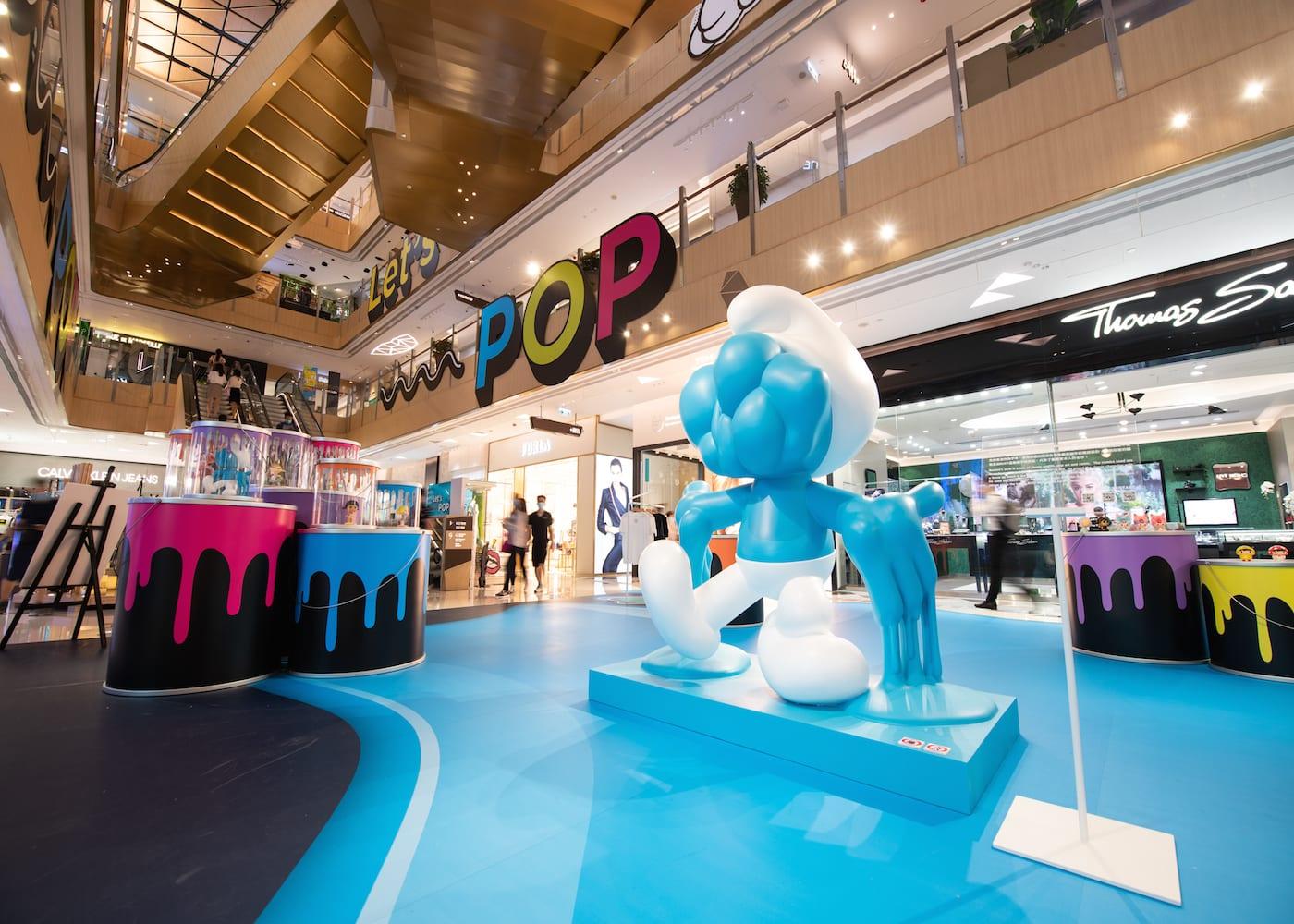 LET'S POP! K11 x STREAMS Pop-up Store