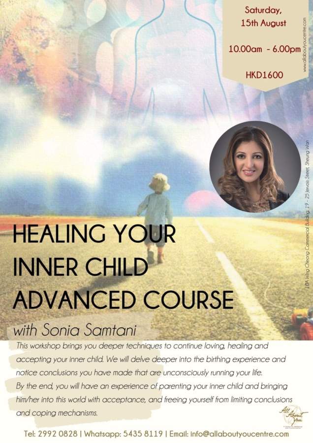 Advance Course Healing Your Inner Child