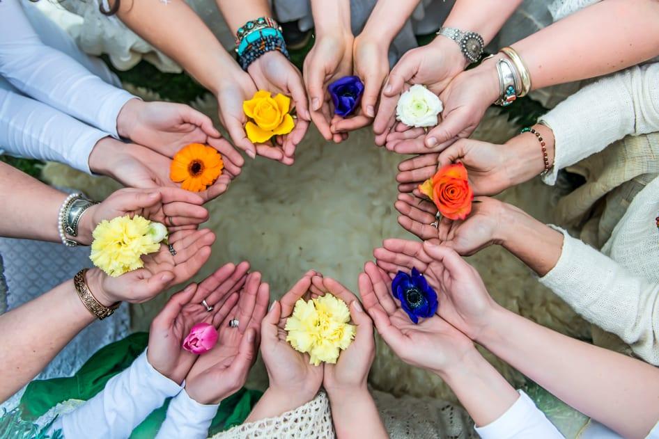 August 4 Monthly Sisterhood Circle