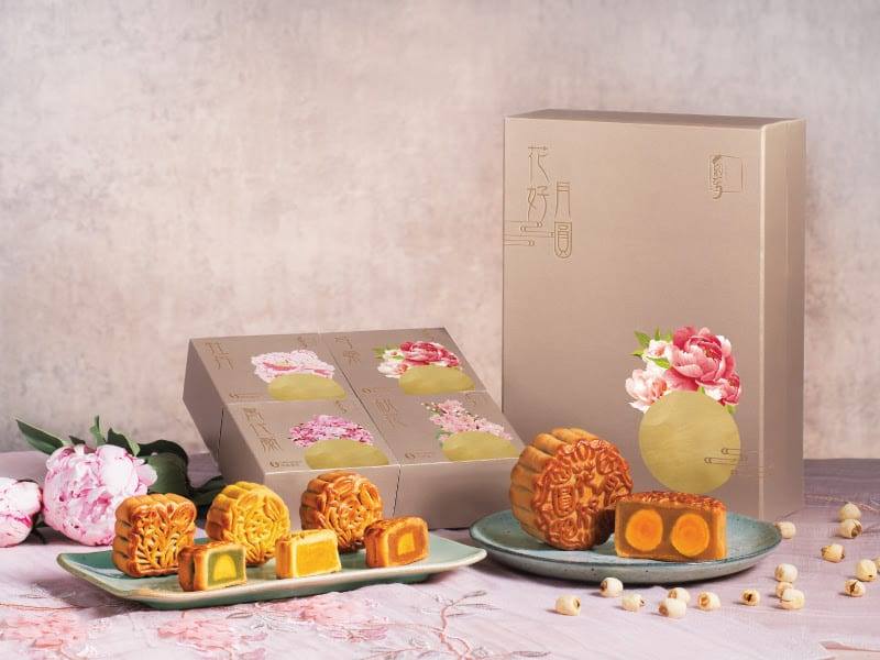Mooncakes from Sino Hotels