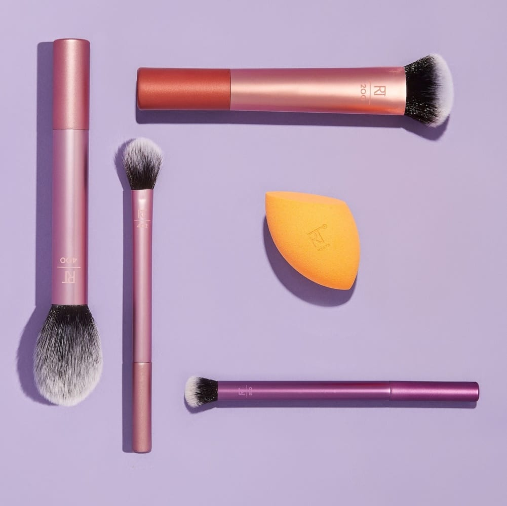 Real Technique makeup brushes