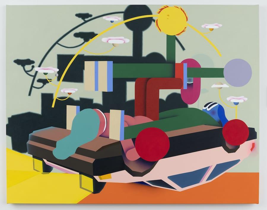 Gosha Levochkin's First Solo Exhibition in Hong Kong