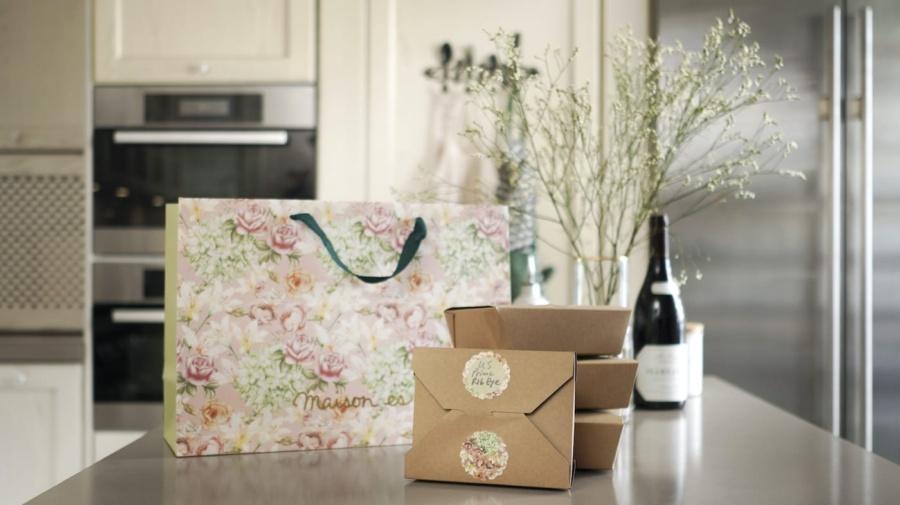 Maison ES Launches L'ESpress 3-Course Home Cook Set